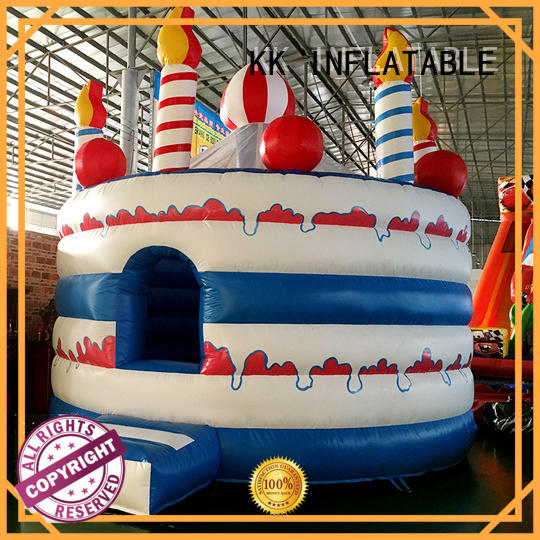 inflatable indoor rentals moonwalk bouncers KK INFLATABLE Brand