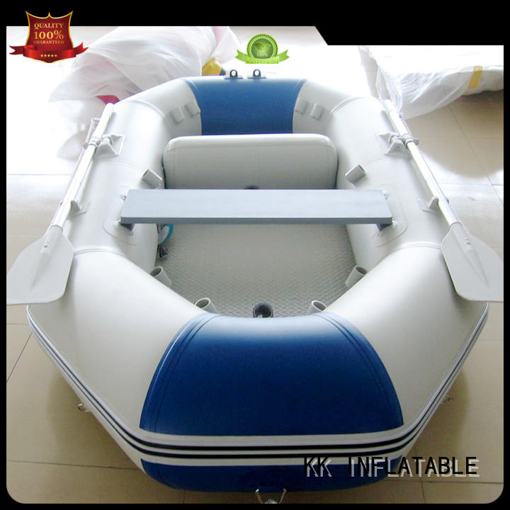 machine sport inflatable dinghy portable inflatable KK INFLATABLE Brand