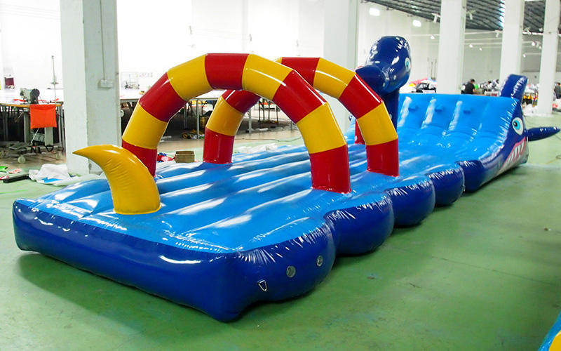 Wholesale water giant inflatable water park KK INFLATABLE Brand