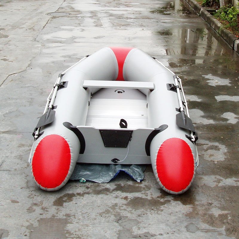 Machine motion sail boat tender inflatable sport boat