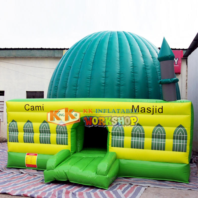 Amused inflatable dome bouncer for sale KTE-199
