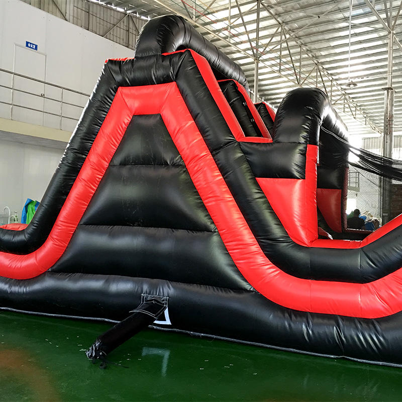 Outdoor sport and games inflatable obstacle