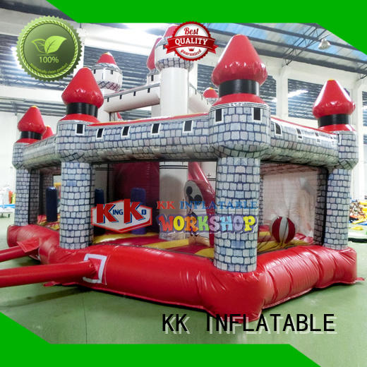 blow jumping jumping castle inflatable KK INFLATABLE