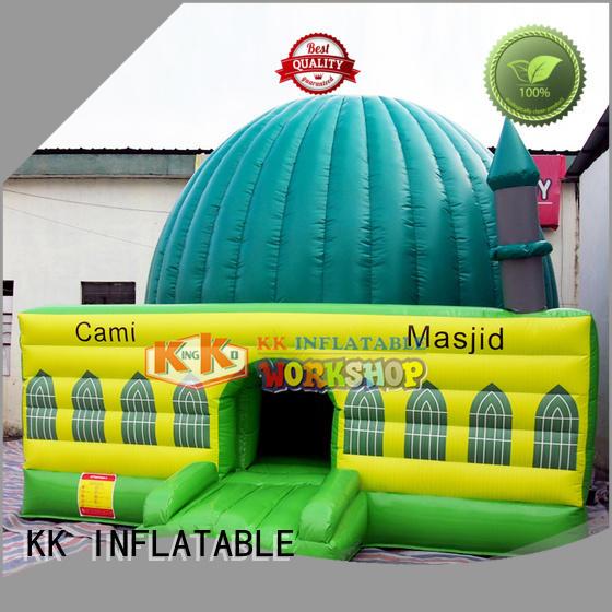 KK INFLATABLE Brand indoor outdoor inflatable bouncy manufacture
