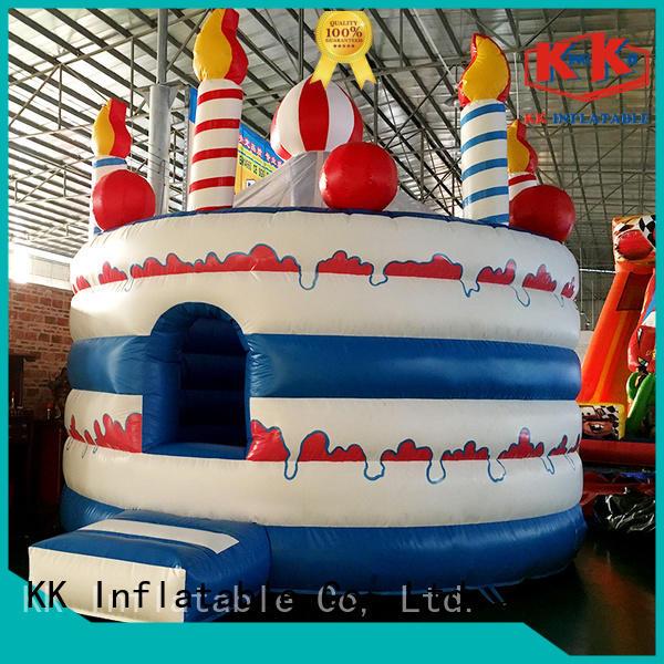 moonwalk bouncers kids KK INFLATABLE Brand inflatable bouncy