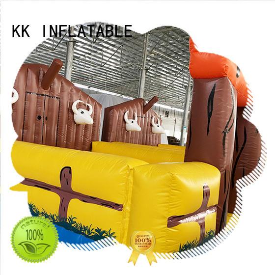 KK INFLATABLE Brand house bounce moonwalk bouncers indoor supplier