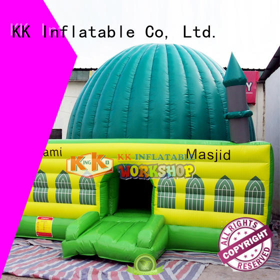 KK INFLATABLE Brand jump inflatable bouncy rentals factory