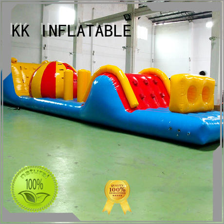 flush air giant inflatable water park KK INFLATABLE manufacture