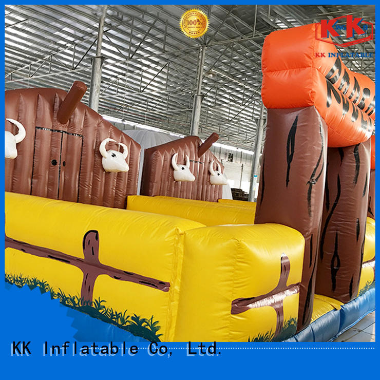 blow inflatable bouncy jump indoor KK INFLATABLE company