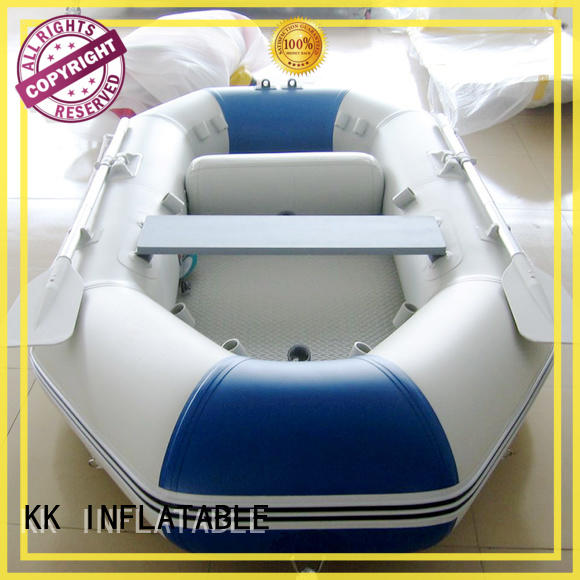 KK INFLATABLE floating inflatable dinghy supplier for sports games