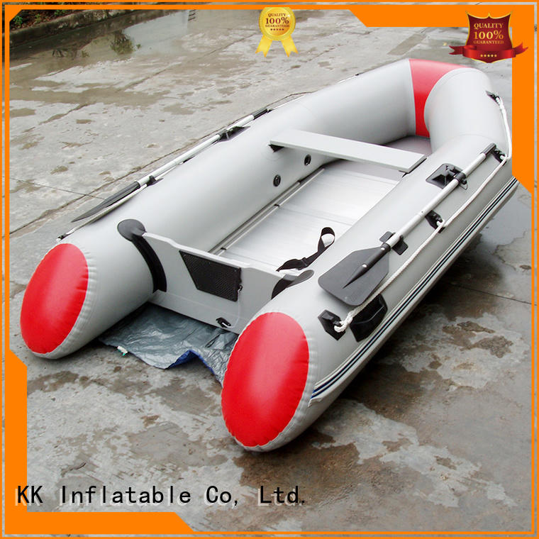 KK INFLATABLE Brand tender sport portable inflatable dinghy boat