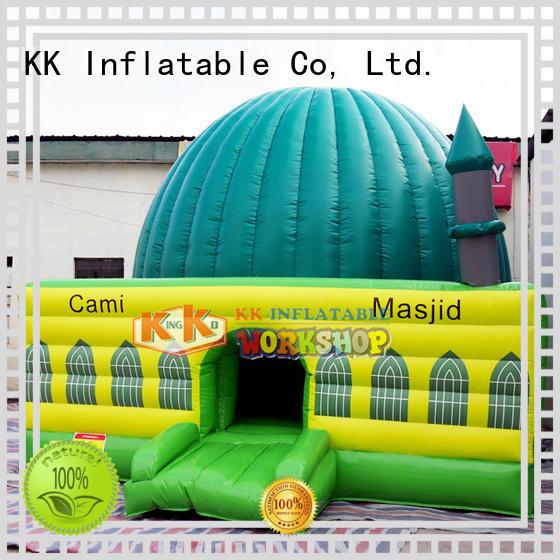 Custom inflatable inflatable bouncy bounce KK INFLATABLE