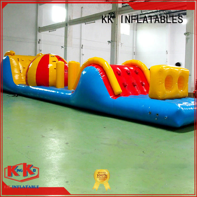 colorful giant inflatable water park manufacturer for water park KK INFLATABLE
