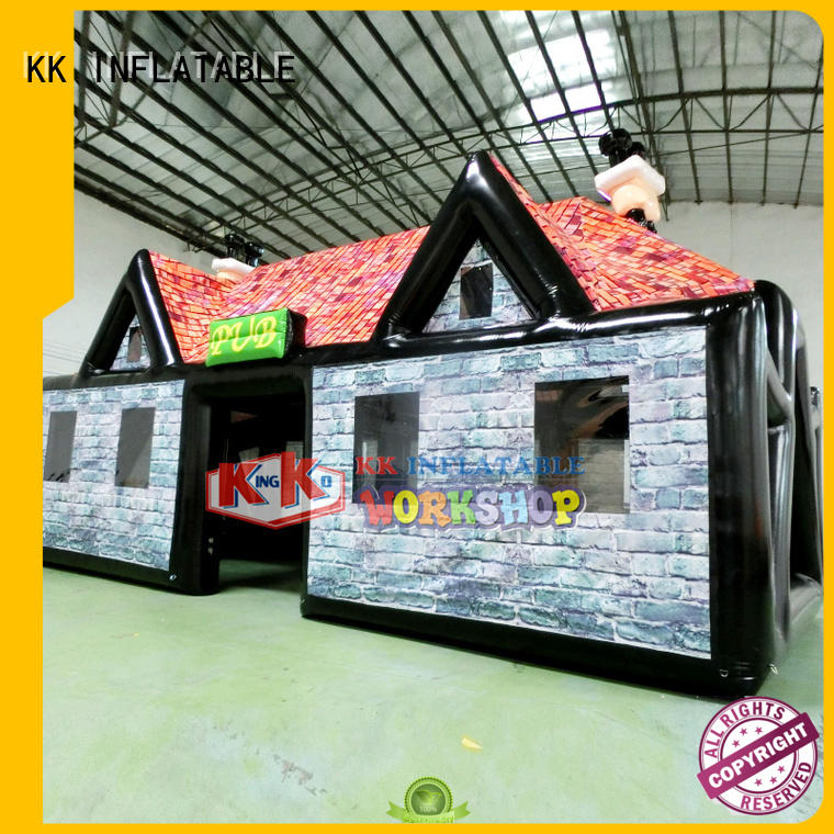 blow christmas Inflatable Tent sale outdoor KK INFLATABLE company