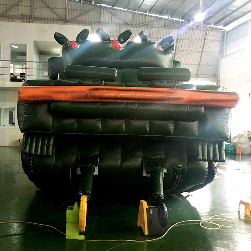 Amazing party toys inflatable tank