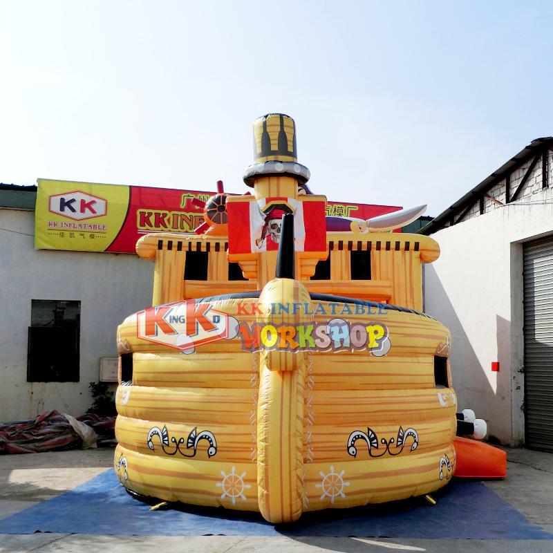 High durability fire-retardant I8OZ Tarpaulin PVC dry slides