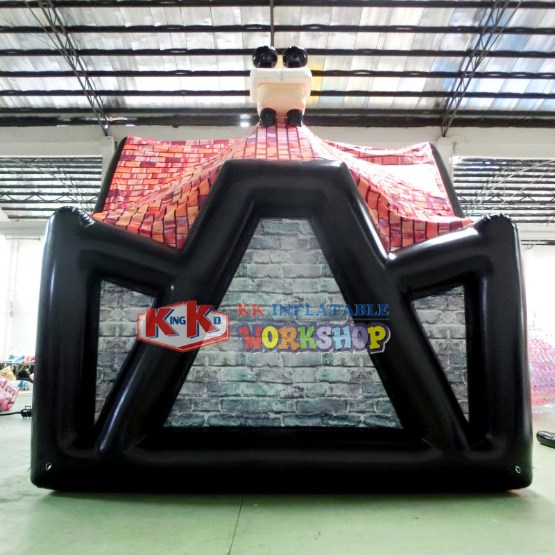 Best PVC blow up inflatable pub tent KET-238