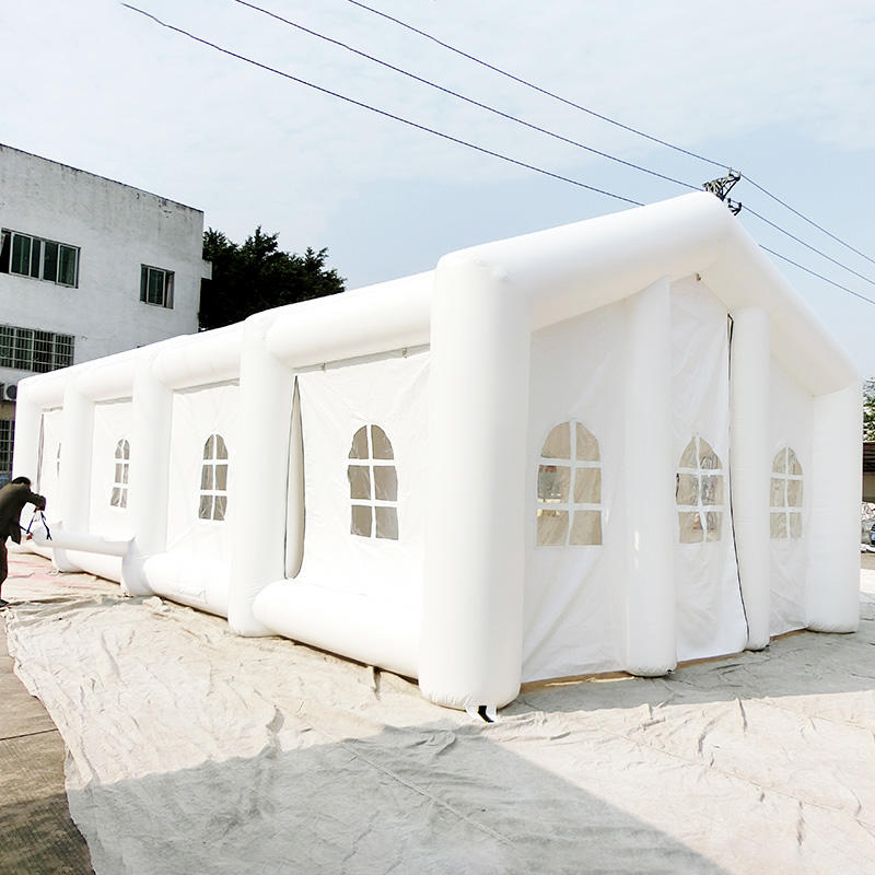Good PVC customized inflatable event tent