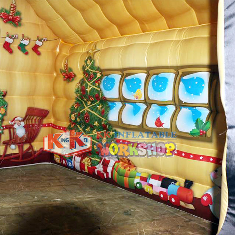 Indoor Christmas family tent for sale
