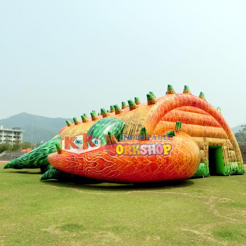 Outdoor amusement park blow up tent KTE-200