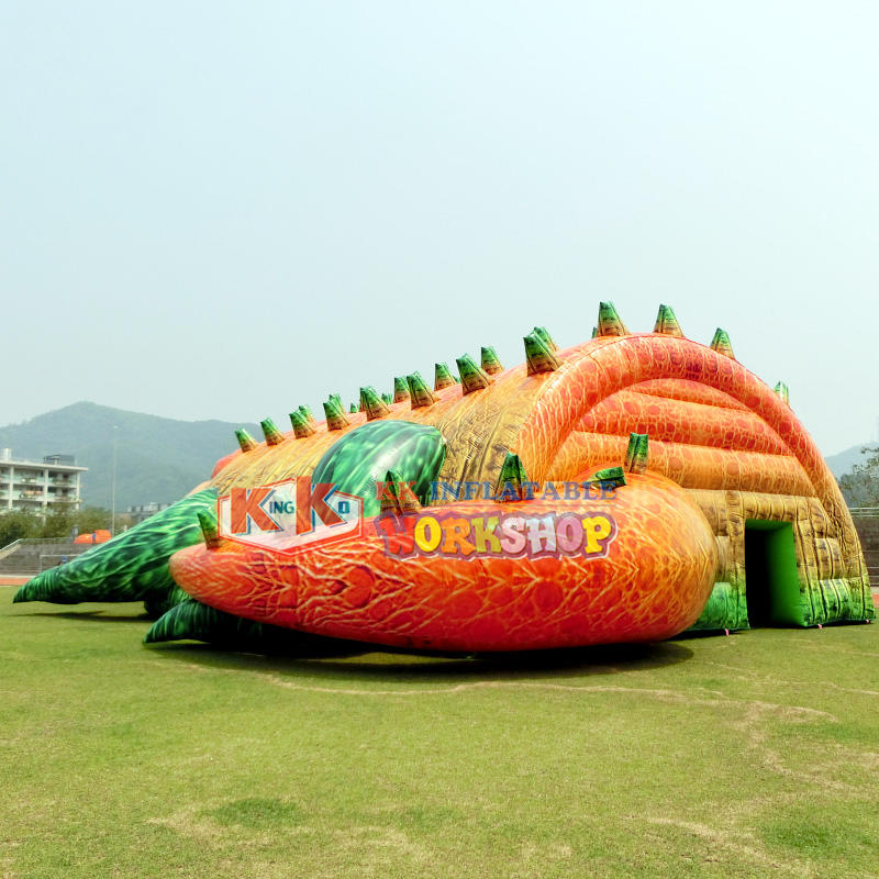 KK INFLATABLE Brand christmas blow inflatable party tent outdoor