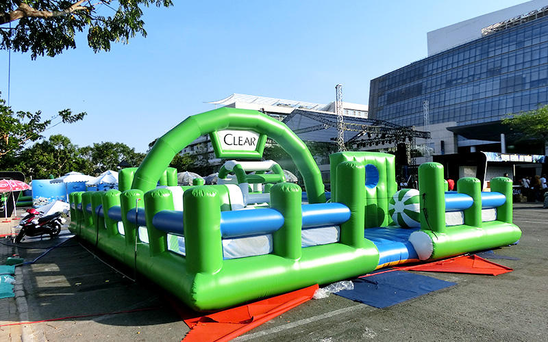 Outdoor project inflatables amusement park