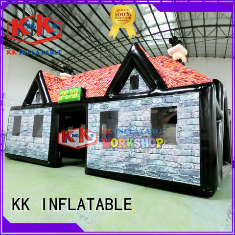 KK INFLATABLE Brand customized tent park Inflatable Tent manufacture