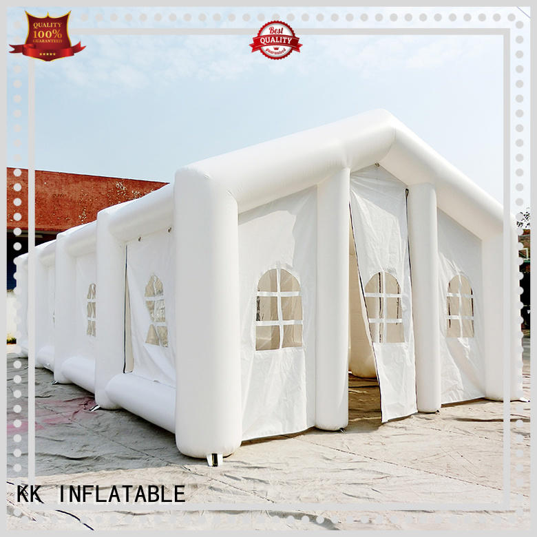 inflatable party tent tent blow park Warranty KK INFLATABLE