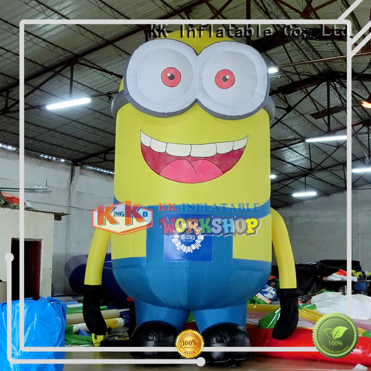 character amazing inflatable model activity KK INFLATABLE