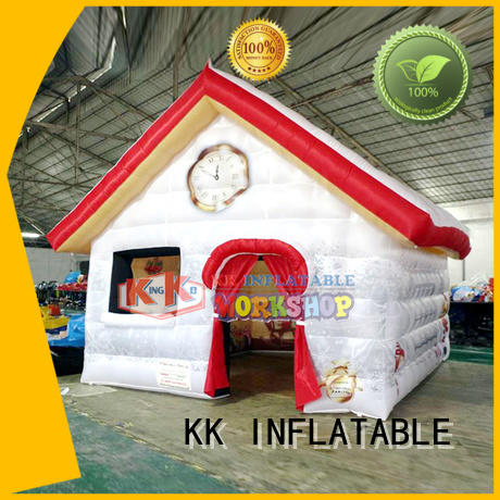 KK INFLATABLE Brand outdoor park christmas family Inflatable Tent