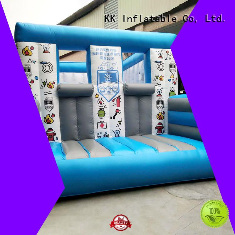 inflatable assault course kids shoogle inflatable obstacle course obstacle company