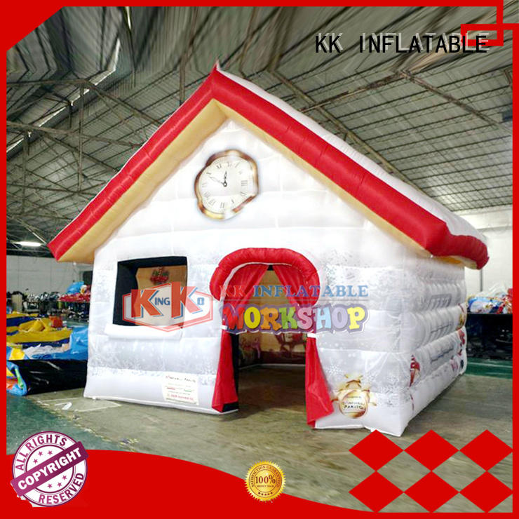 Quality KK INFLATABLE Brand blow Inflatable Tent