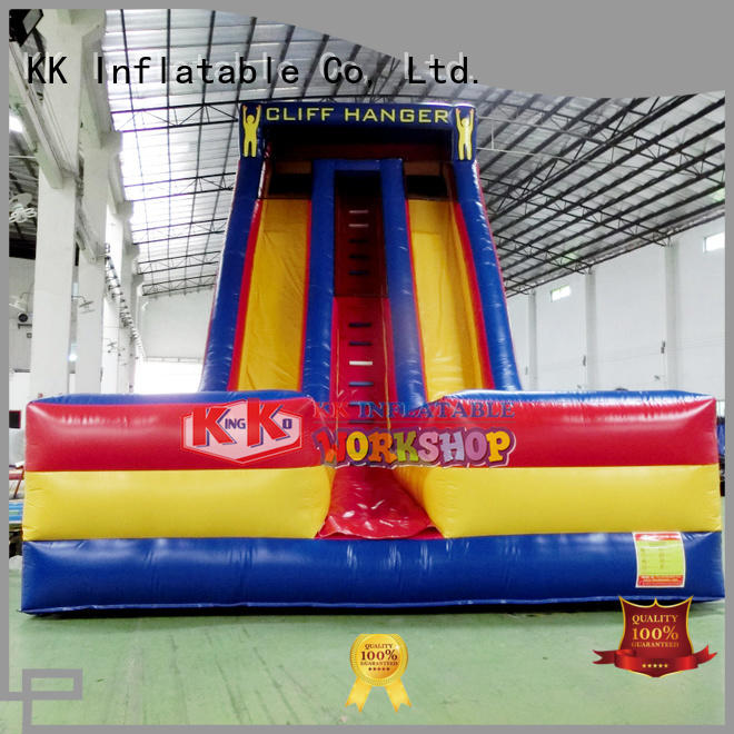 backyard water slide fire bouncy slide car company