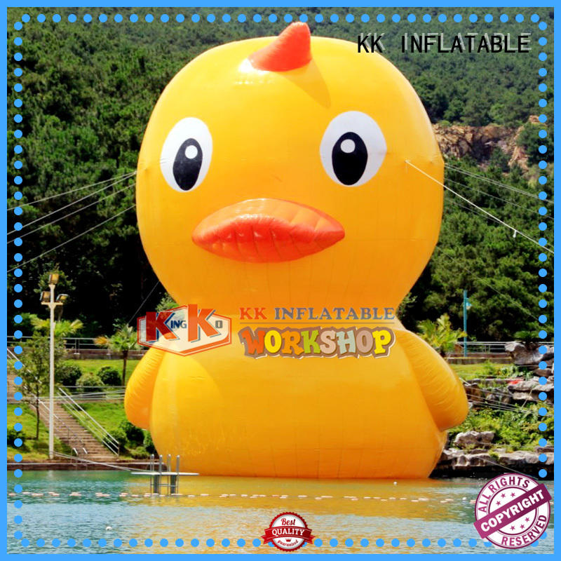 shoe toys OEM inflatable model KK INFLATABLE