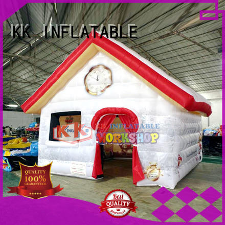 KK INFLATABLE multipurpose inflatable dome tent wholesale for Christmas