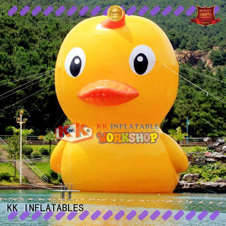 KK INFLATABLE customized large advertising balloons manufacturer for garden