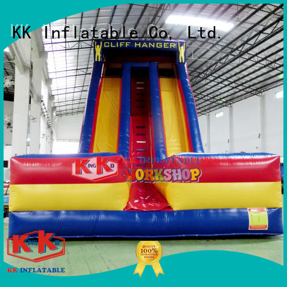 Wholesale toys backyard water slide KK INFLATABLE Brand