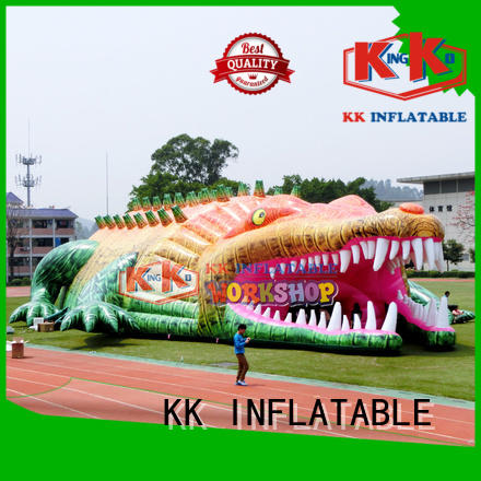 customized tent pvc OEM Inflatable Tent KK INFLATABLE