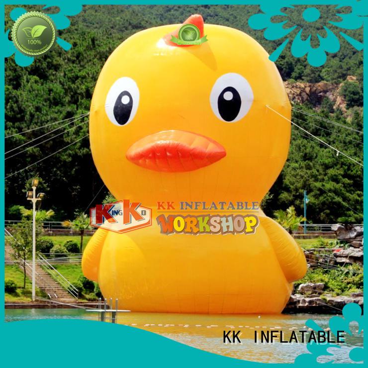minion christmas blow up animated model cartoon KK INFLATABLE Brand