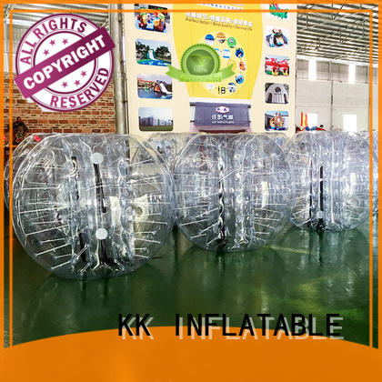 inflatable bubble ball colorful for sport games KK INFLATABLE