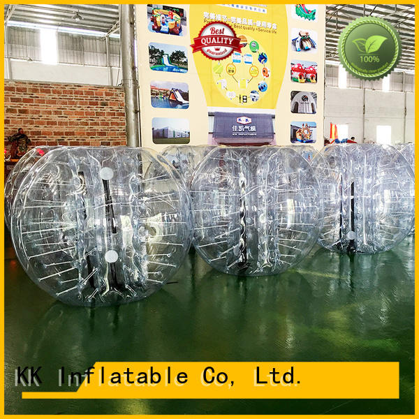 inflatable bumper ball game water inflatable bubble ball manufacture