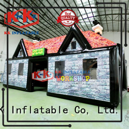 Wholesale inflatable customized Inflatable Tent KK INFLATABLE Brand