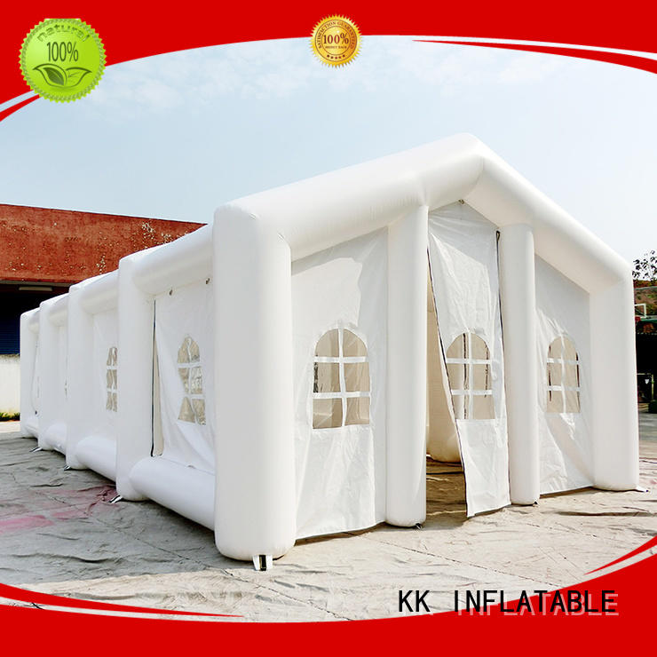 indoor family inflatable party tent outdoor park KK INFLATABLE Brand