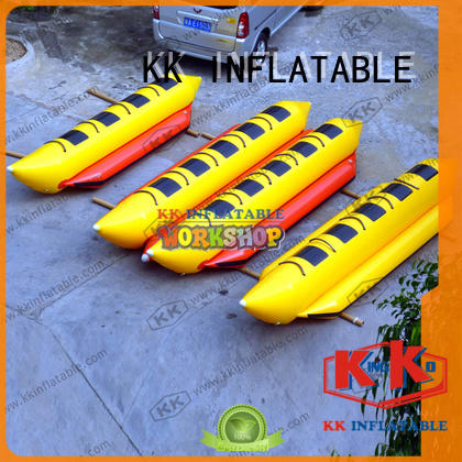KK INFLATABLE pvc inflatable boat manufacturer for adults