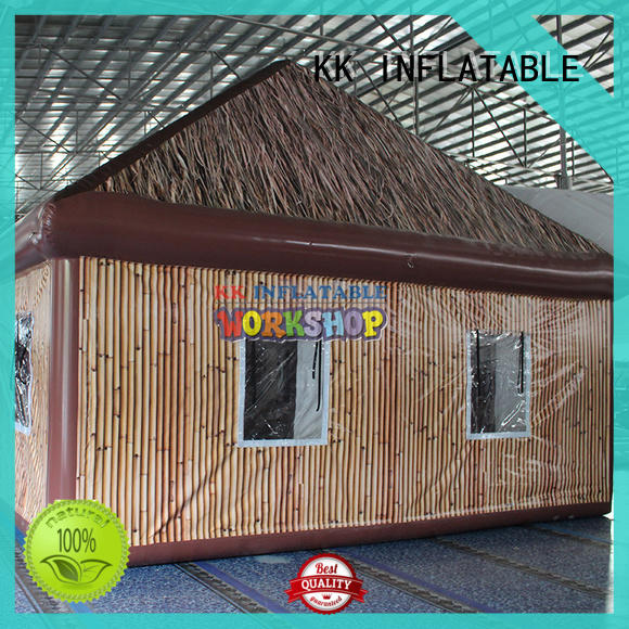 inflatable family tent multipurpose for ticketing house KK INFLATABLE
