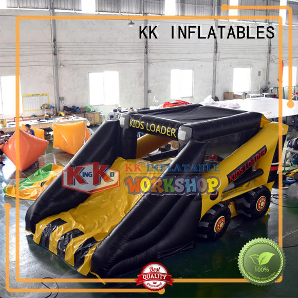 KK INFLATABLE durable jumping castle colorful for children