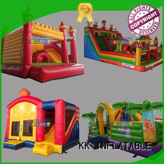 customized water slide jumper trampoline wholesale for kids