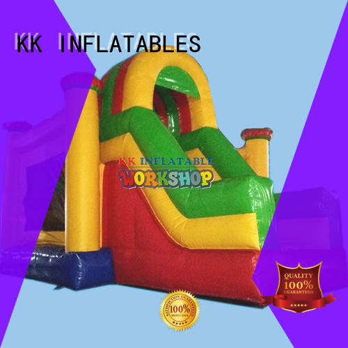 KK INFLATABLE animal modelling moon bounce wholesale for outdoor activity