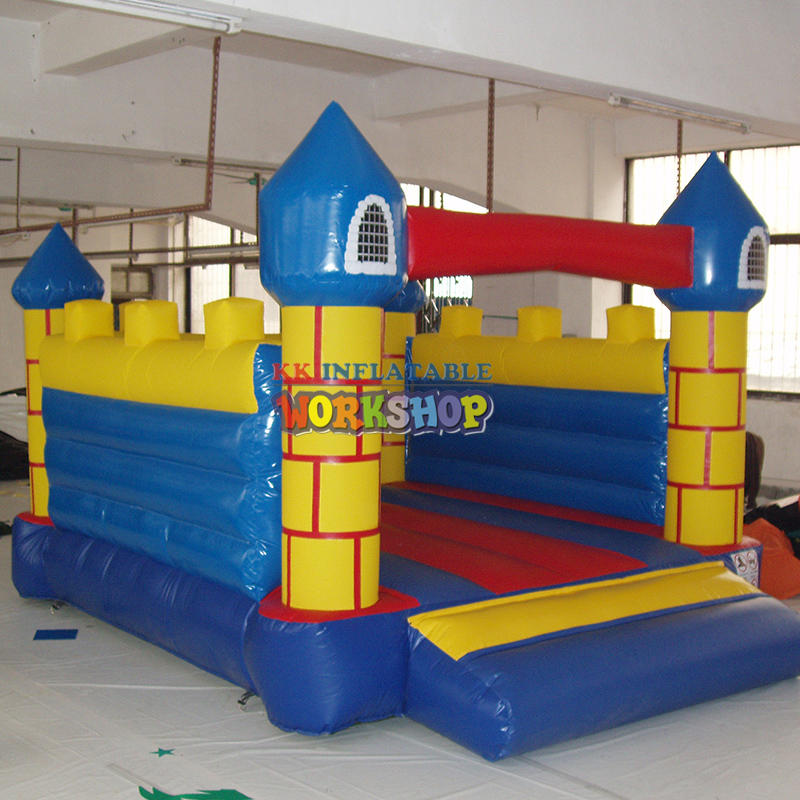 Inflatable Bouncy Castle Combo