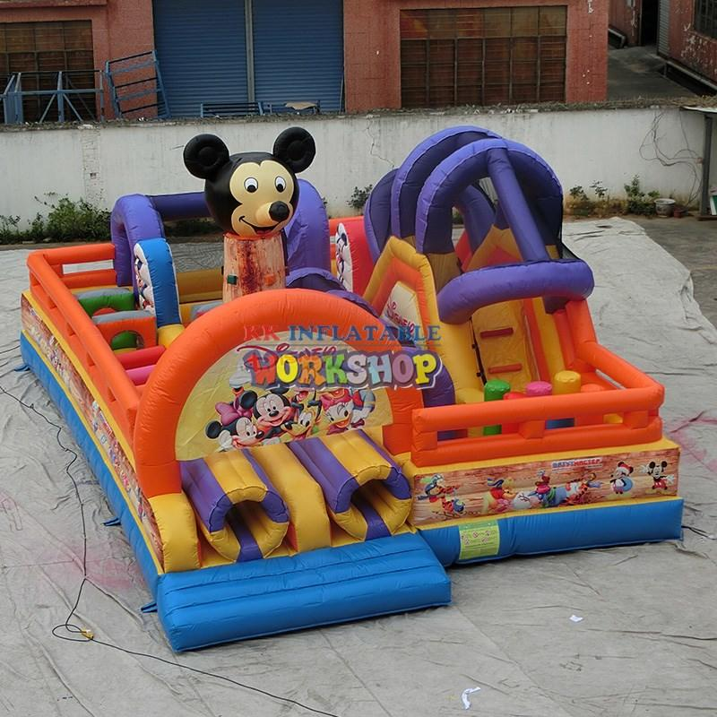 KK INFLATABLE high quality party jumpers pvc for paradise